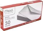 ENVELOPE PLAIN WHITE #10 BOXED 50