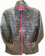 JACKET WOMENS LITHIUM QUILTED CLARK UNIV