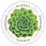 STAMPS USPS INTERNATIONAL/GLOBAL FOREVER
