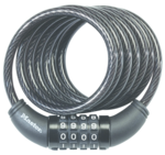 LOCK 6' SET YOUR OWN COMBINATION CABLE LOCK