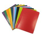 FOLDER PRESENTATION 3 PRONGS RECYCLED PAPER ASST COLORS