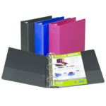 "BINDER 2"" ASSORTED COLORS"