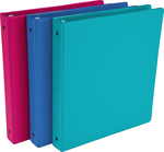 "BINDER 1"" ASSORTED COLORS"