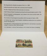 NOTE CARD VINTAGE JONAS CLARK HALL WITH GATE