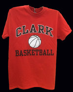T-SHIRT CLARK BASKETBALL
