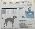 DOG NEW ENGLANDER RAIN JACKET PURE BRED CLARKIE