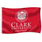 FLAG DURAWAVE SEAL CLARK UNIV WORC MA 2'X3'