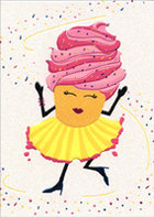 CARD DANCE YOUR SPRINKLES OFF