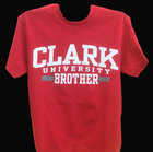T-SHIRT TAMARAC RINGSPUN CLARK UNIV BROTHER