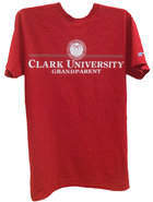 T-SHIRT TAMARAC RINGSPUN CLARK UNIV GRANDPARENT