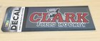 DECAL OUTSIDE CLARK COUGAR FIELD HOCKEY