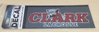 DECAL OUTSIDE CLARK COUGAR LACROSSE