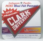 MAGNET FELT PENNANT CLARK UNIV