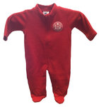 ROMPER FLEECE FOOTED SEAL