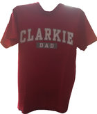 T-SHIRT UNIVERSITEE CLARKIE DAD