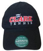 CAP RELAXED TWILL CLARK COUGAR TENNIS