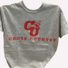 T-SHIRT CU CROSS COUNTRY