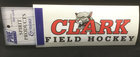 DECAL CLARK FIELD HOCKEY