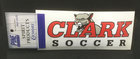 DECAL CLARK SOCCER