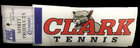 DECAL CLARK TENNIS