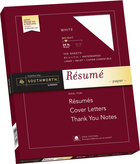 PAPER RESUME 5 SHEETS