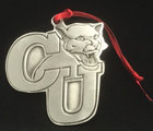 ORNAMENT PEWTER CU COUGAR