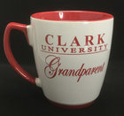 MUG ANTHONY 13OZ CLARK UNIV GRANDPARENT RED