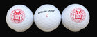 GOLF BALL WILSON 3 PACK SEAL
