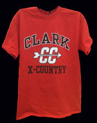 T-SHIRT CLARK CROSS COUNTRY