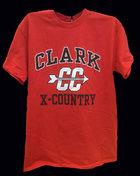 T-SHIRT CLARK CROSS COUNTRY