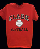 T-SHIRT CLARK SOFTBALL