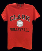 T-SHIRT CLARK VOLLEYBALL