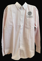 POPLIN DRESS SHIRT SEAL CLARK UNIV