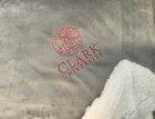 BLANKET MINK SHERPA SEAL CLARK UNIV